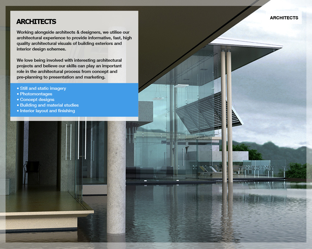 Architectural Visualisation In Lancashire